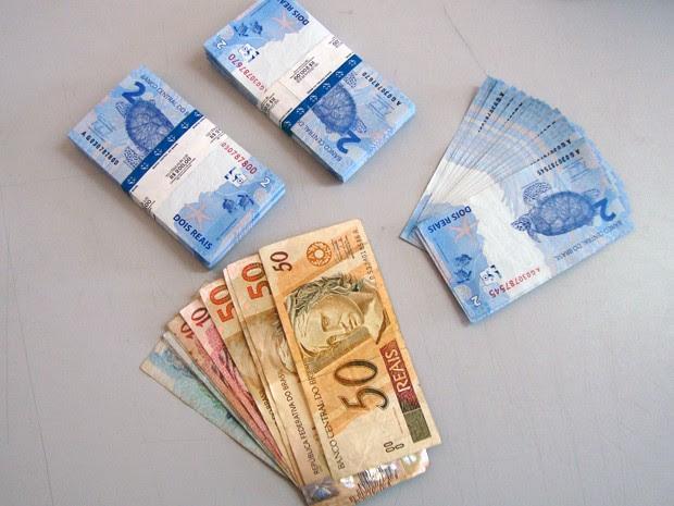 Polícia prende homem suspeito de assalto a casa lotérica em São José (Foto: Divulgação/ Polícia Civil)