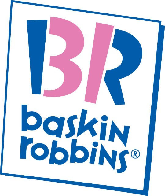 baskin robbins 15 Logos con mensaje oculto explicado