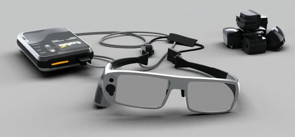 Eye tracking Tobii Glasses enable 'fully valid research' from a bodaciously styled pair of shades