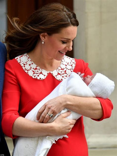 Duchess Kate Gives Birth To Third Child   Here's Why This
