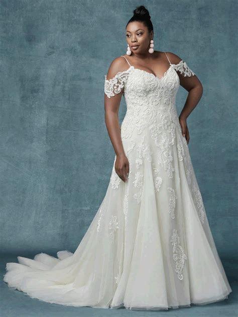 Sorrento Lynette Maggie Sottero Wedding Dress Bridal Gown