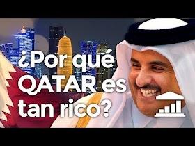 ¿Por qué CATAR es TAN RICO? + Video