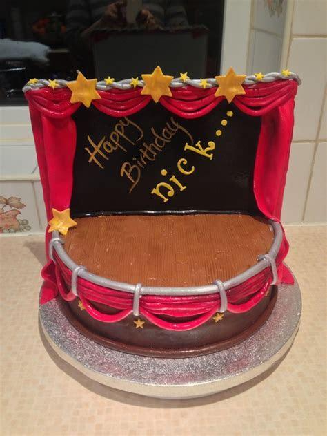 Stage cake   Cakes   Cake, Drum cake, Cake recipes