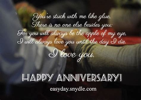 Wedding Anniversary Messages, Wishes and Quotes   Wedding
