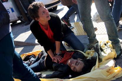 Turchia, violente esplosioni ad Ankara prima del corteo per la pace