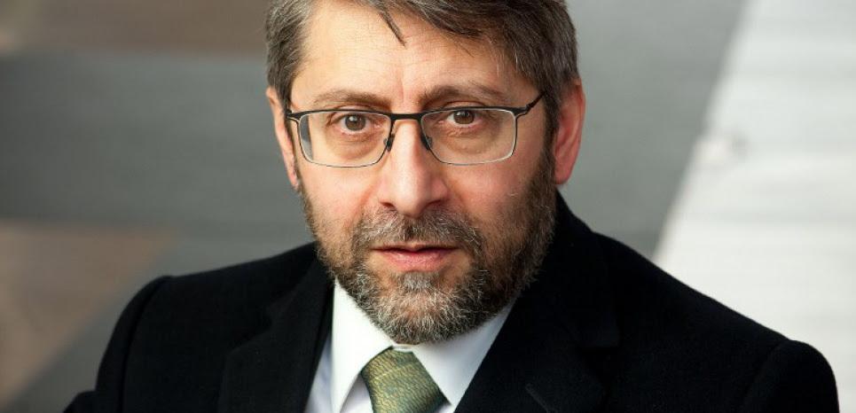 """Haïm Korsia, grand rabbin de France : """"Redonnons l'espérance de la fraternité, votons Macron"""""""