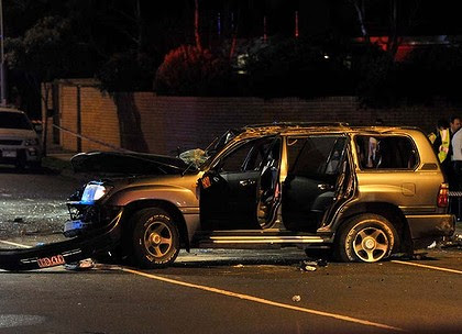 Police are citing the 'stupidity' involved in fatal crashes such as