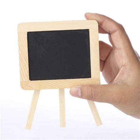 Mini Chalkboard with Easel   Mini Chalkboards   Basic