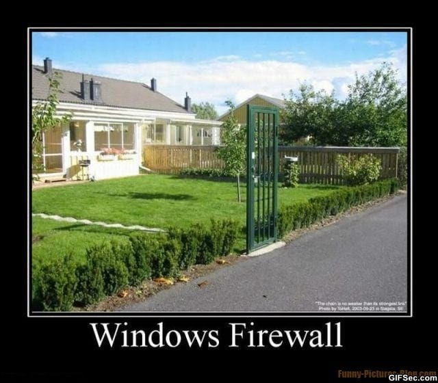 firewall funny picture