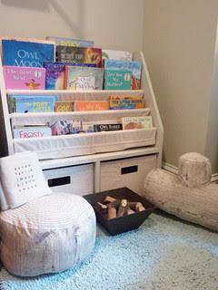 inspiration kids bookshelf