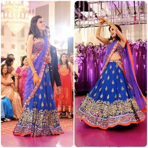 Latest Trend in Indian Bridal Wear   The Lehenga Saree
