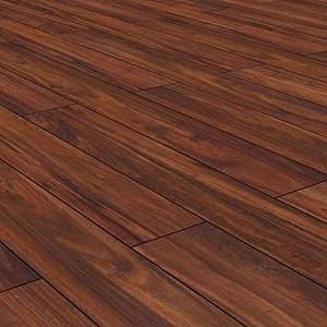 Hand Scraped Laminate Flooring Kronoswiss Wild Mahogany D2301