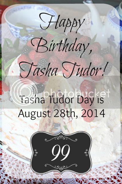 Tasha Tudor Day 2014