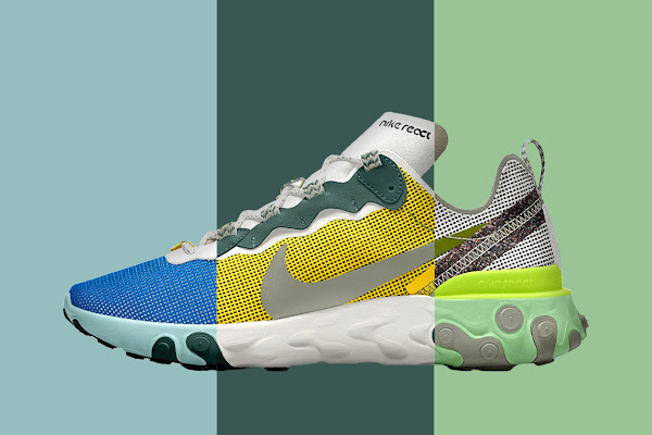 7ca332aa9a74 You Can Make Your Own Nike React Element 55 On May 2nd