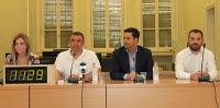 Η συνέντευξη τύπου του Παναιτωλικού ενόψει του Φιλικού αγώνα χάντμπολ με την Εθνική Ελλάδος