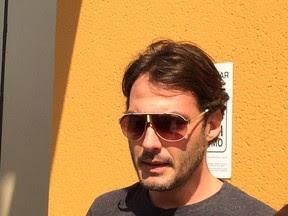 Leonardo, irmão Alexandre Pessoal (Foto: Priscila Bessa / EGO)