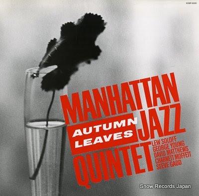 MANHATTAN JAZZ QUINTET autumn leaves