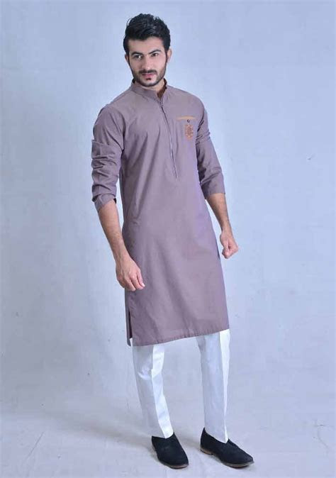 Pakistani Men Kurta Shalwar Kameez Designs 2019   Kurta