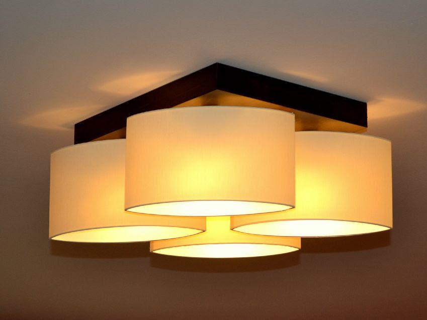 wohnzimmer lampe braun - lebe-den-tag