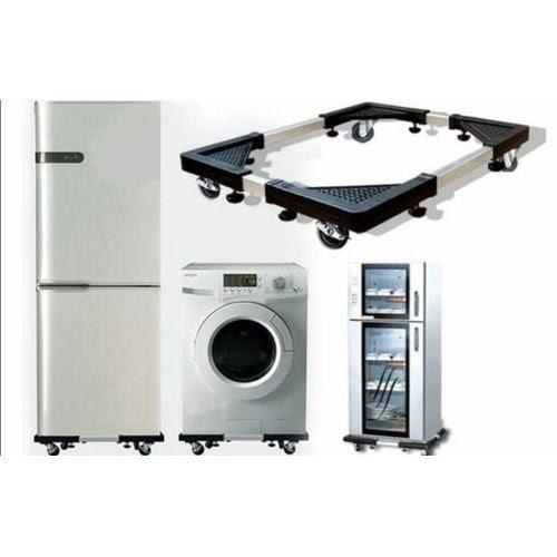 Support de base pour Frigo réfrigérateur Machine à laver avec roues plaque