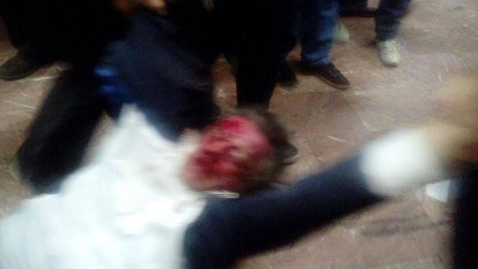 EKTAKTO: Διαλύονται τα Σκόπια – Εισβολή οπαδών του Γκρούεφσκι στη Βουλή – Ξυλοφόρτωσαν τον αρχηγό της αντιπολίτευσης - Εικόνα10