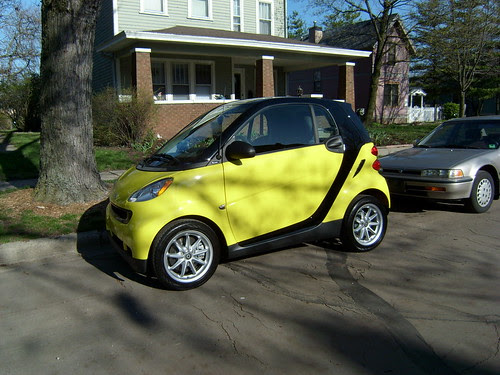 Our New Smart Car