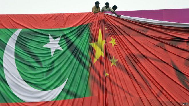पाकिस्तान चीन