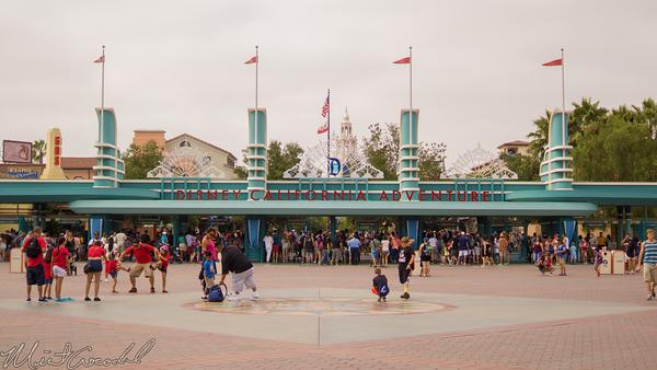 Disneyland Resort, Disneyland60, Disneyland, Disney California Adventure