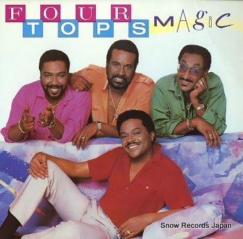 FOUR TOPS magic