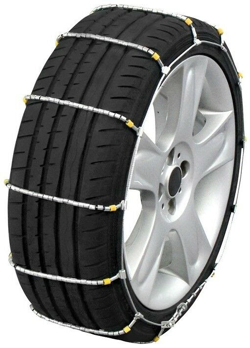 Quality Chain 1042 Cobra Cable Tire Chains Snow Traction