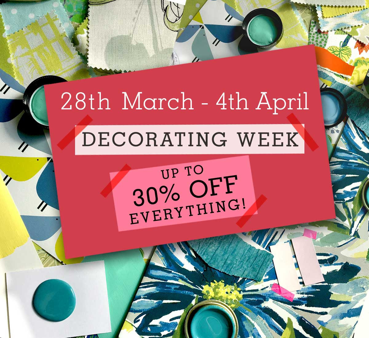 Wallpaper Direct Decorating Week Up To 30 Off Everything