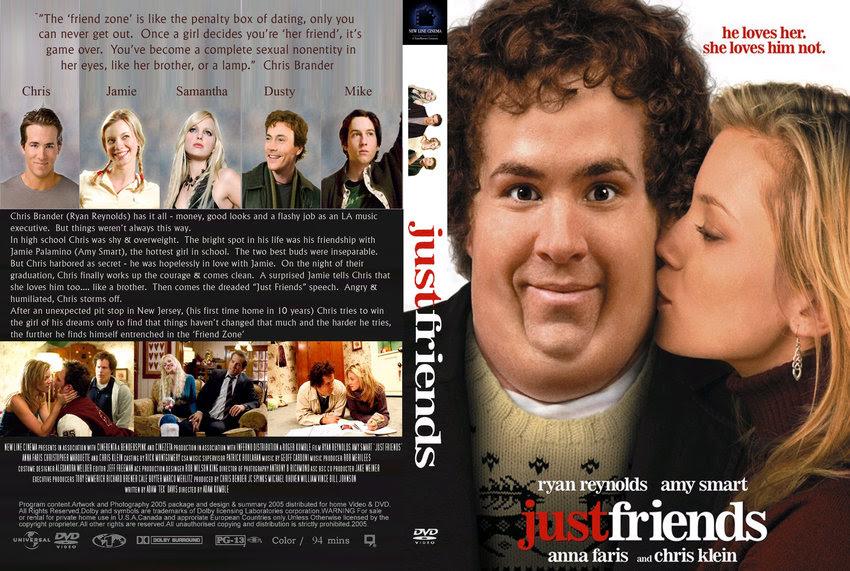 Just Friends Movie Dvd Custom Covers 2873just Friends