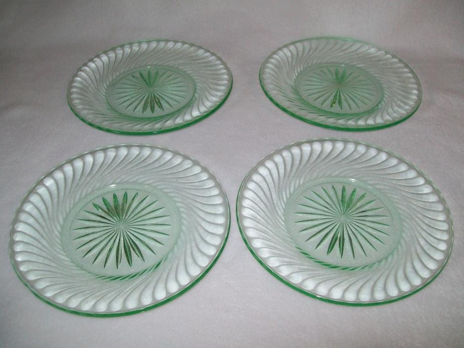Vaseline Glass Plates - For Sale Classifieds