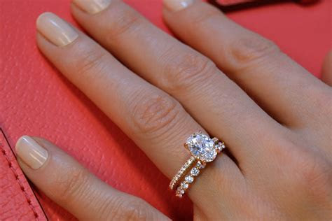 55 Rose Gold Engagement Rings That Will Leave You