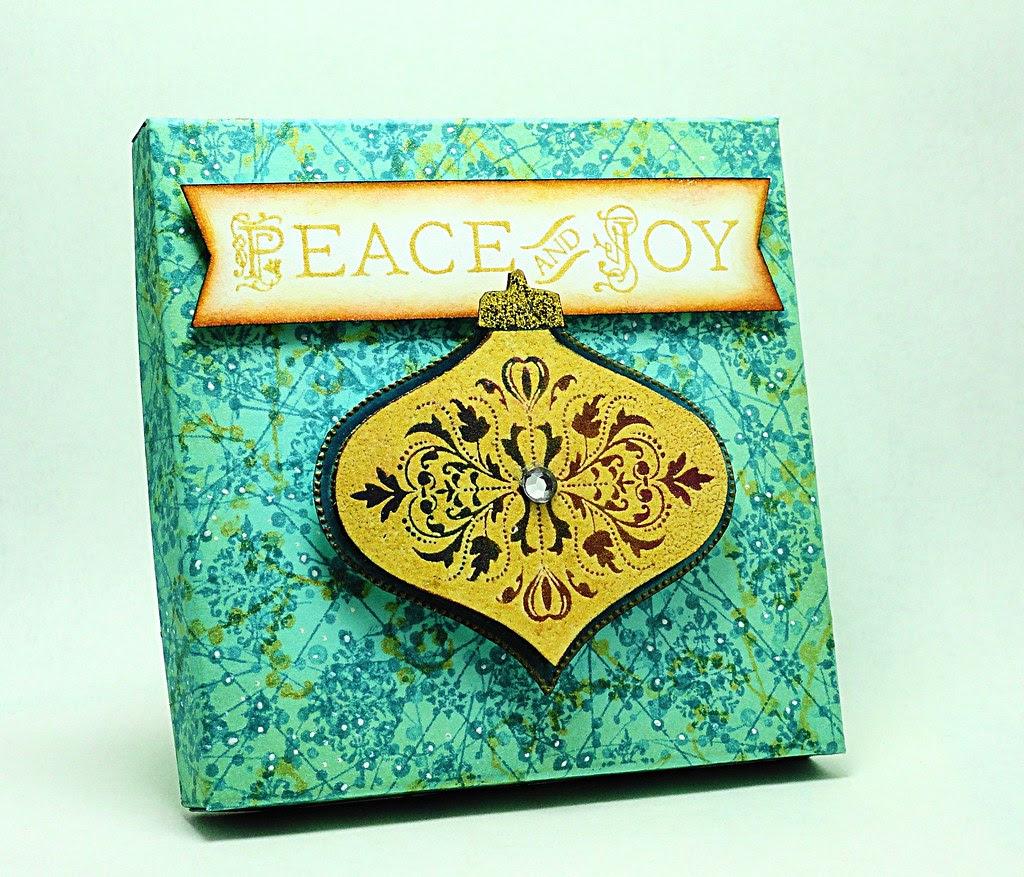 Peace and Joy Gift Box