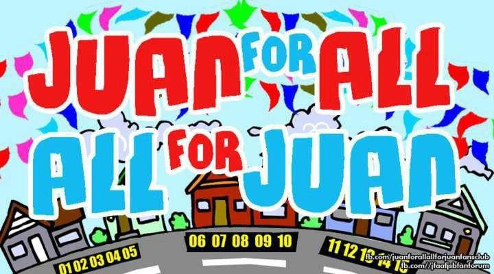 Eat Bulaga Juan for All All for Juan