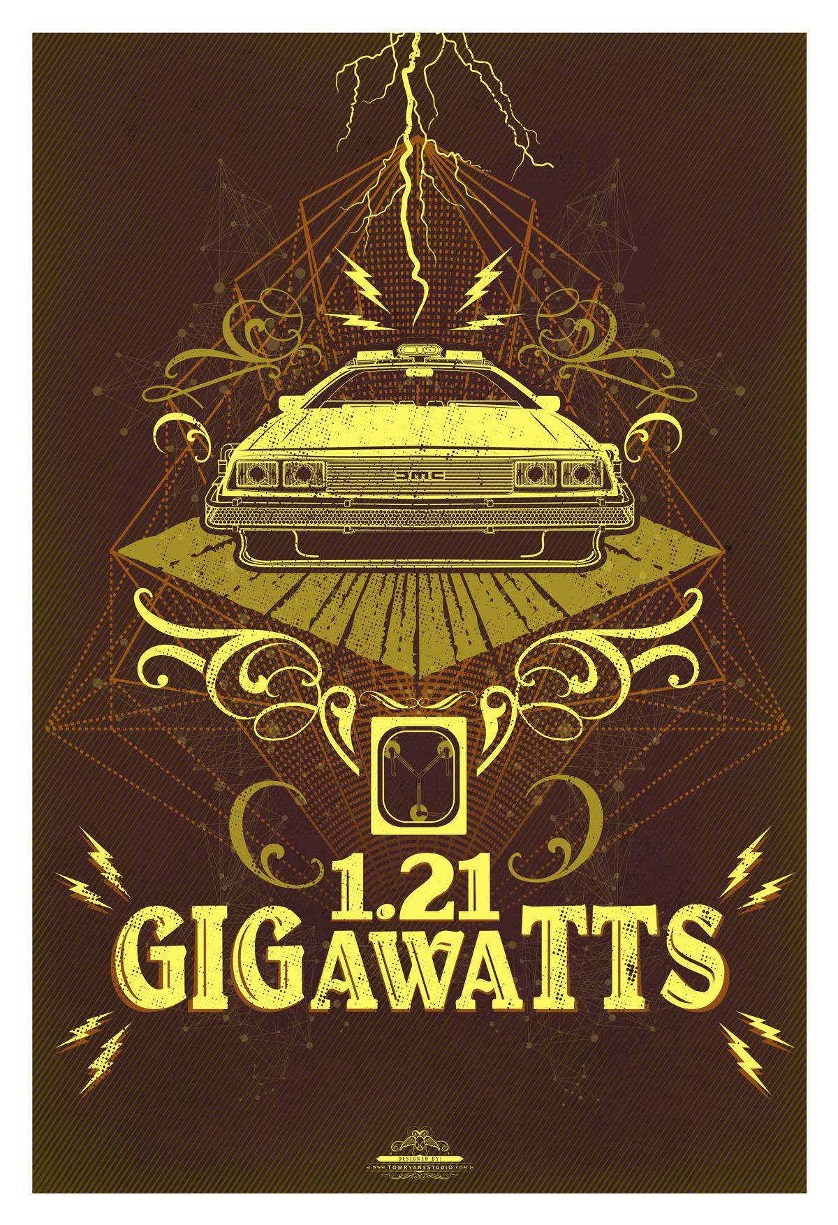 1.21 Gigawatts by Tom Ryan
