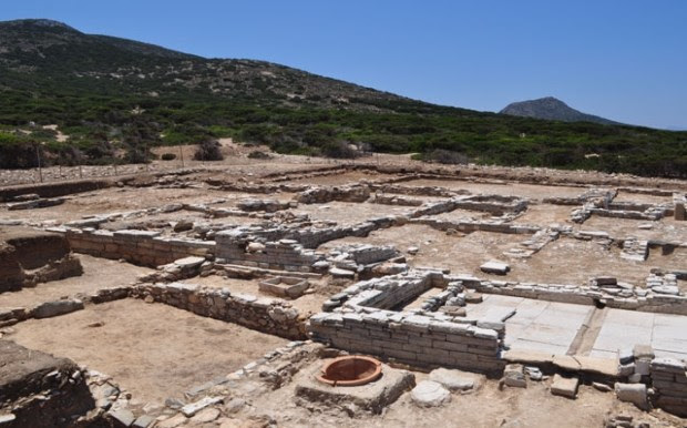 Δεσποτικό: Τα νέα ευρήματα στον τόπο λατρείας του Απόλλωνα