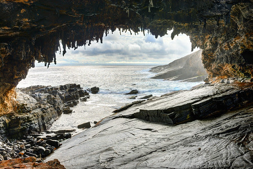Admirals Arch in HDR by Ngarkat