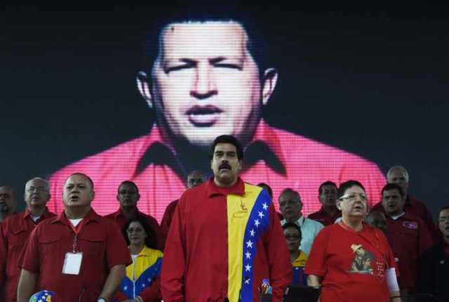 AFP Photo - Juan Barreto - Chaves