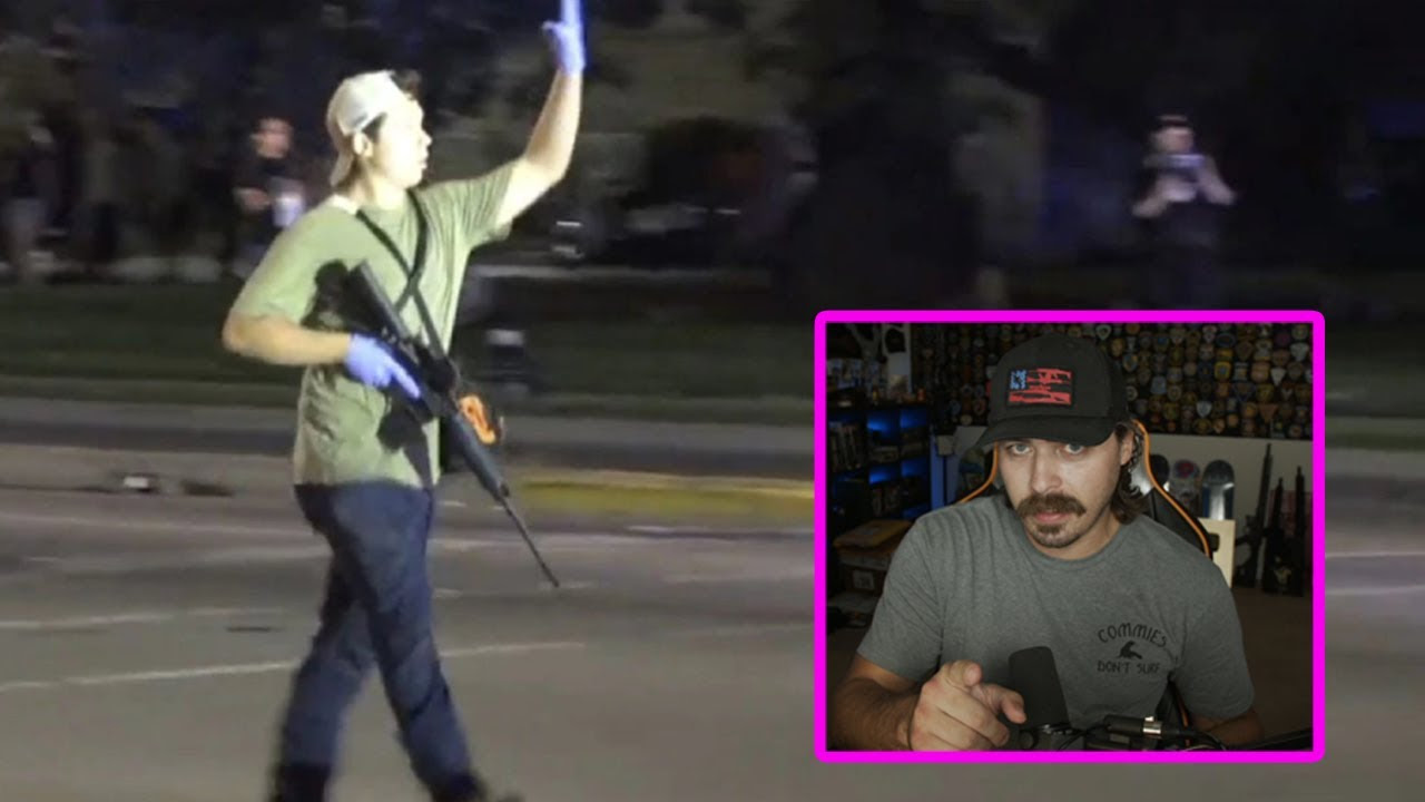 Why Did the Police Shoot Jacob Blake? | The Daily Social Distancing Show - Kyle Rittenhouse
