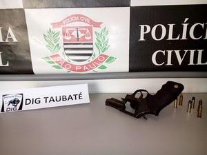 Arma Taubaté (Foto: Divulgação/Dig)