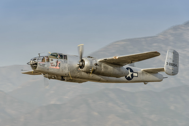B-25J Pacific Princess