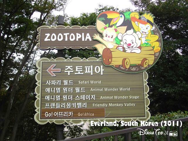 Everland - ZooTopia 01