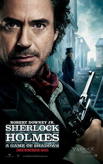 Sherlock Holmes 2 - movie poster 1