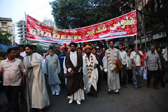 Eid E Ghadeer Jashn Juloos Kaisar Bagh Mumbai 2011 by firoze shakir photographerno1