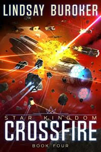 Crossfire by Lindsay Buroker