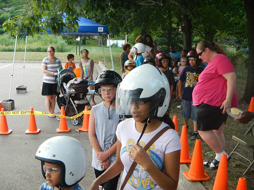 Sidecar Rides for Kids