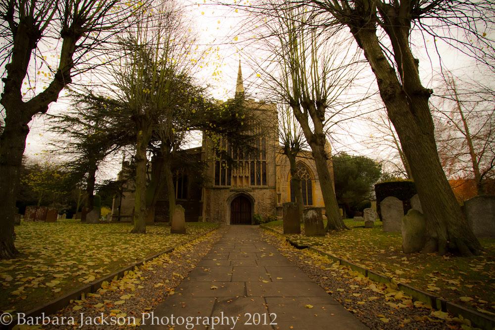 Holy Trinity Stratford
