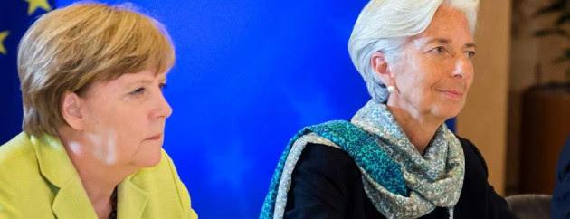 Spiegel: Τα βρήκαν Μέρκελ και Λαγκάρντ - Με 5 δισ το ΔΝΤ στο ελληνικό πρόγραμμα
